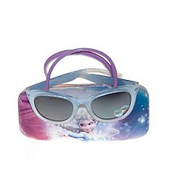 Riviera® Girls' Frozen Elsa Glasses with Case