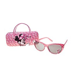 Riviera® Girls' Minnie Mouse® Glasses W/ Case