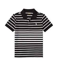 Polo Ralph Lauren® Boys' 2T-7 Striped Polo Top
