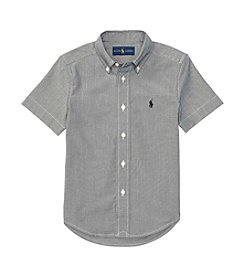 Polo Ralph Lauren® Boys' 5-7 Oxford Button Up Top
