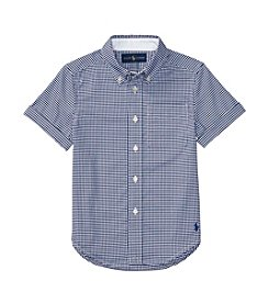 Polo Ralph Lauren® Boys' 2T-7 Oxford Button Up Top