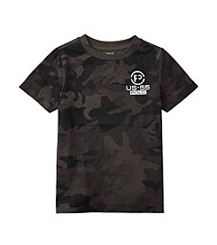 Polo Ralph Lauren® Boys' 2T-7 Graphic Camo Top