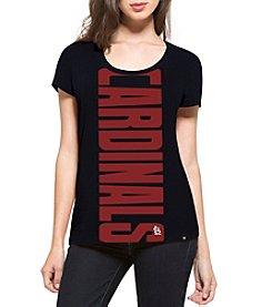 47 Brand MLB® St. Louis Cardinals Women's Flanker Tee