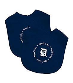 Baby Fanatic MLB® Detriot Tigers 2 Pack Bibs