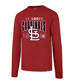 47 Brand MLB® St Louis Cardinals Men's Long Sleeve Tee