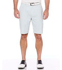 PGA TOUR Men's Fine Line Printed Shorts
