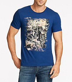 William Rast® Men's Motorbike Oil Tee