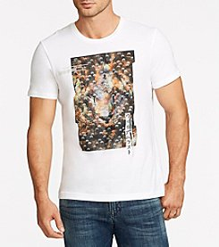 William Rast® Men's Lion Dragon Tee
