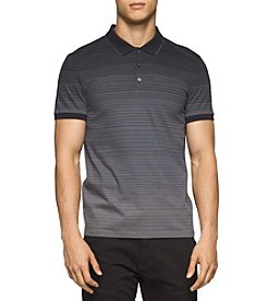 Calvin Klein Men's Liquid Jersey Fine Polo