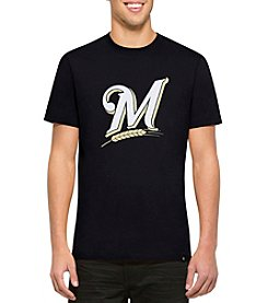 47 Brand MLB® Milwaukee Brewers Mens Fieldhouse Tee
