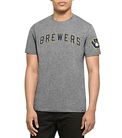 47 Brand Men's MLB&Reg; Milwaukee Brewers Men's Fieldhouse Tee