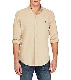 Polo Ralph Lauren® Men's Long Sleeve Sport Shirt