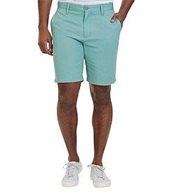 Nautica® Classic Fit Flat Front Deck Shorts