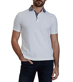 Nautica® Men's Classic Fit Stretch Pique Polo Shirt