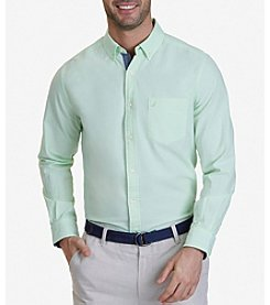 Nautica® Men's Classic Fit Solid Oxford Shirt