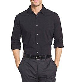 Van Heusen® Men's Long Sleeve Woven Traveler Shirt