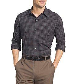 Van Heusen® Men's Plainweave Pointed Collar Shirt