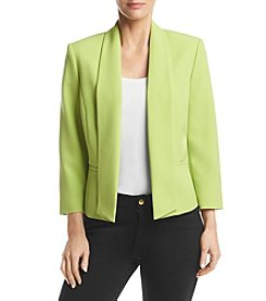 Kasper® Green Shawl Lapel Jacket