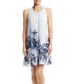 Calvin Klein Floral Printed Dress