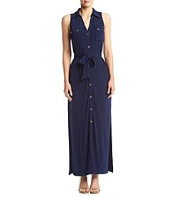 MICHAEL Michael Kors® Maxi Shirt Dress