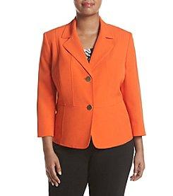 Kasper® Plus Size Jacket