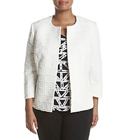 Kasper® Plus Size April Jacket