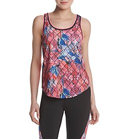 Jessica Simpson - The Warmup Birds Of A Feather Mesh Tank