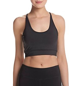 Jessica Simpson - The Warmup Strappy Back Sports Bra