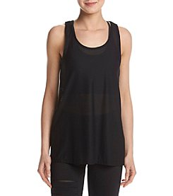 Jessica Simpson - The Warmup Mesh Keyhole Back Tank