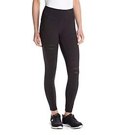 Jessica Simpson - The Warmup Ripped Leggings