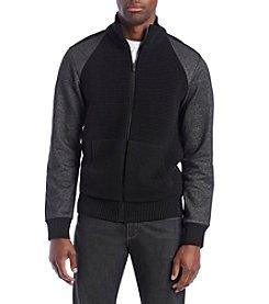Calvin Klein Jeans® Men's Ottoman Full Zip Jacket