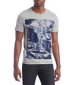 Calvin Klein Jeans® Men's Camo Crew Neck Graphic Tee
