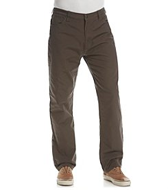 Weatherproof® Men's Flannel Lined Pants