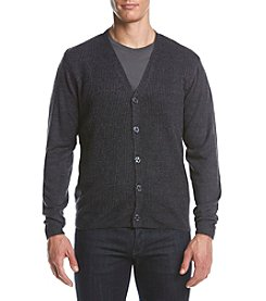 Weatherproof® Men's Acrylic Cardigan