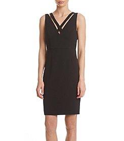 Calvin Klein Matte Jersey Dress