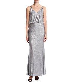 Calvin Klein Blouson Gown