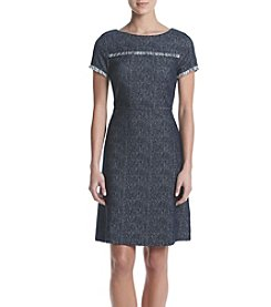 Ivanka Trump® Denim T-Shirt Dress