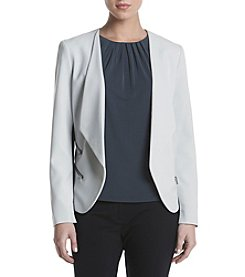 Nine West® Contrast Jacket