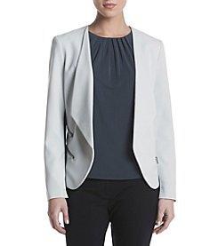 Nine West® Contrast Jacket