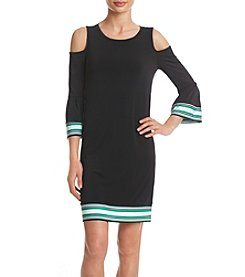 Fever™ Cold Shoulder Dress