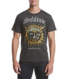 Live Nation Men's Sublime Logo Stamp Graphic Tee
