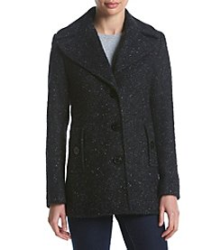 Calvin Klein Single Breasted Coat