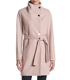 Ivanka Trump® Funnel Neck Trench Coat