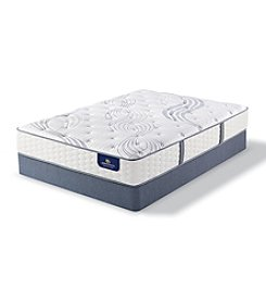 Serta® Perfect Sleeper® Thornberg Plush Queen Mattress & Box Spring