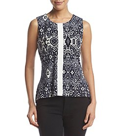 Tommy Hilfiger® Printed Blouse