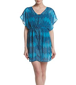 Miken® Pieced Diamond Coverup