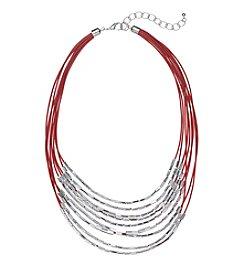 Studio Works® Multi Row Beaded Necklace