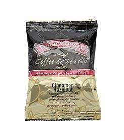Door County Cinnamon Hazelnut Coffee Full Pot Bag