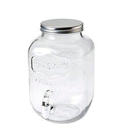 Living Quarters Mini Yorkshire 1 Gallon Beverage Dispenser