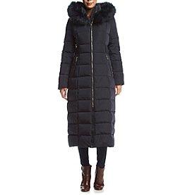 Ivanka Trump® Oversize Hood Maxi Coat